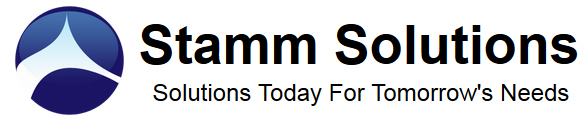 Stamm Solutions, Solutions Today For Tomorrow's Needs